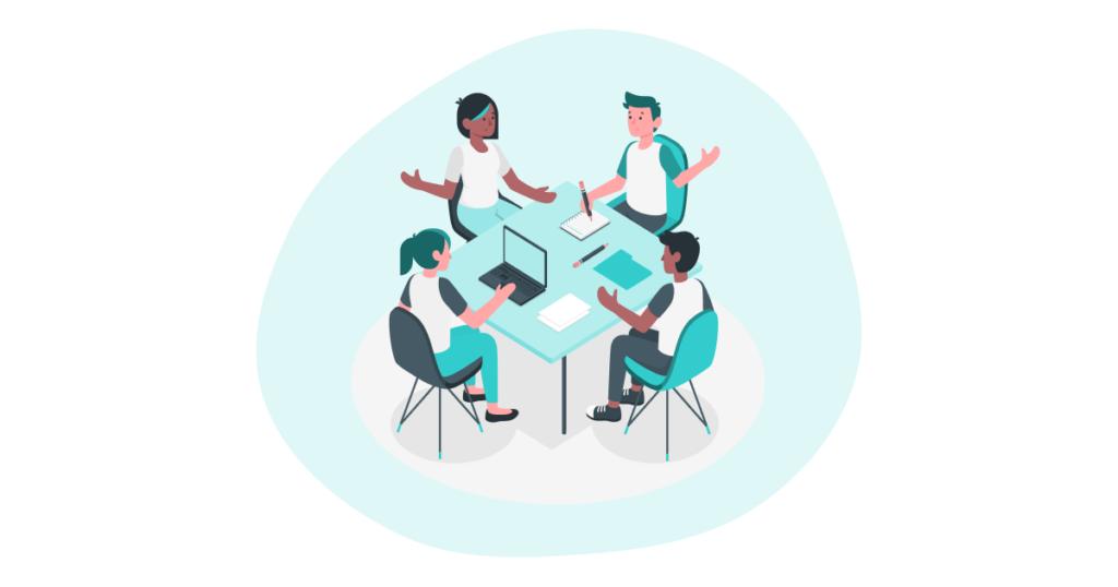réunions emploi